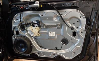 Réparer ou Remplacer un lève-vitre électrique de Megane