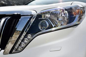 Remplacer un phare de  Toyota Land Cruiser